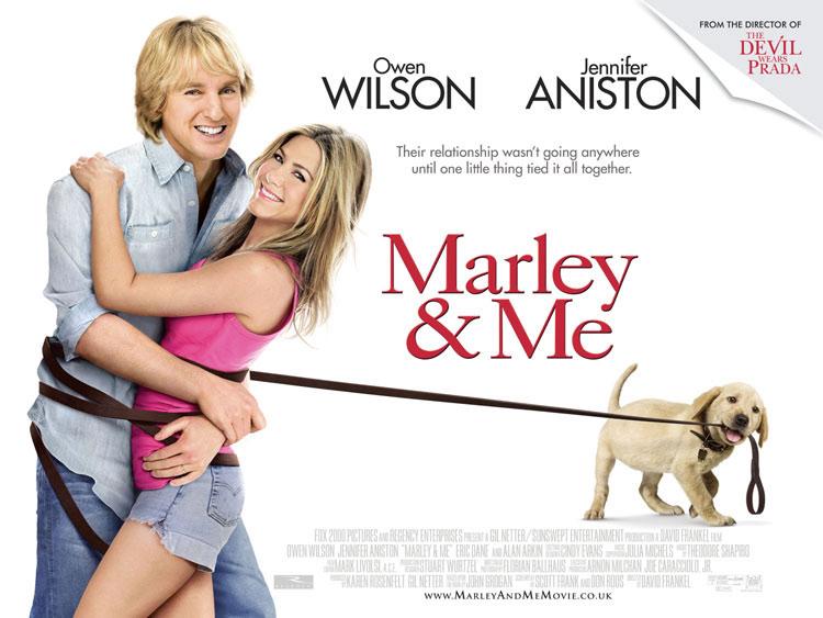 marley and me poster. Marley and Me Poster (2 out of